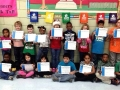 November's Students of the Month