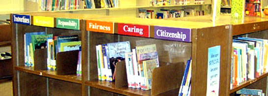 Books donated to school libraries by CC!KentCounty support the lessons taught by the coaches and reinforce the gift of reading.