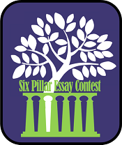 th annual six pillars essay contest character counts kent we are pleased to announce the 7th annual six pillars essay contest sponsored by the united way of kent county this contest is open to all students in