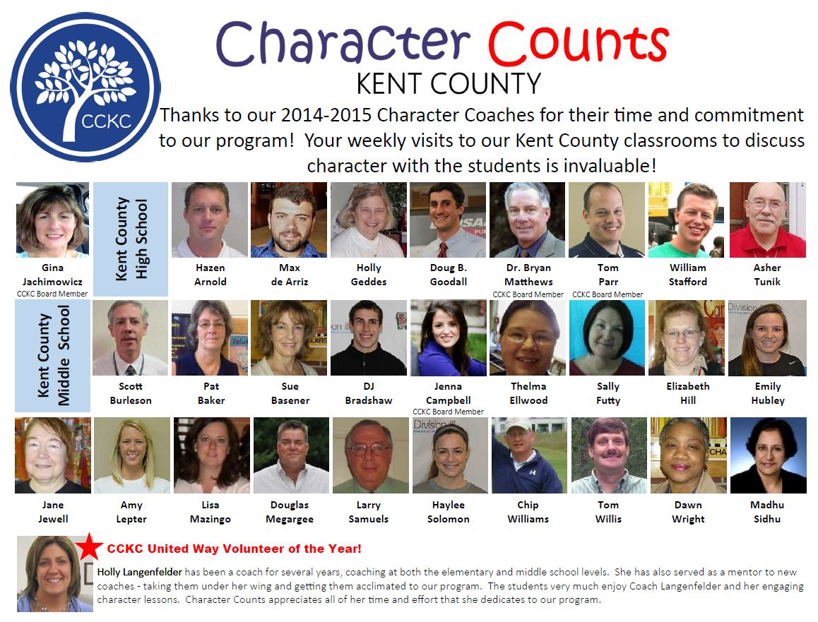 character counts essay winners